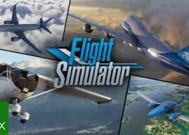 Microsoft Flight Simulator – X019 ゲームプレイトレイラー
